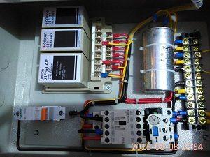 panel pompa satelit