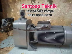 Jasa service pompa air Pancoran