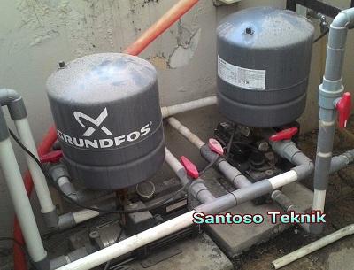 Jasa service pompa air Rempoa, Tanah kusir