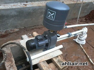 Jasa service pompa air Pamulang Barat