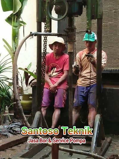 Jasa Sumur Bor Jakarta, Depok & Tangerang Selatan