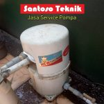 Service pompa Sanyo