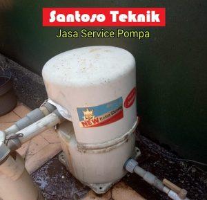 Service Pompa Air Petukangan Utara