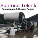 Service Pompa Air Ranco Indah