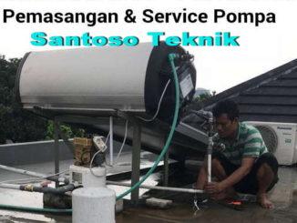 Jasa service pompa air Mampang Prapatan
