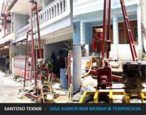 Jasa service pompa air & sumur bor Jakarta Selatan