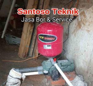 Jasa service pompa air Permata Hijau