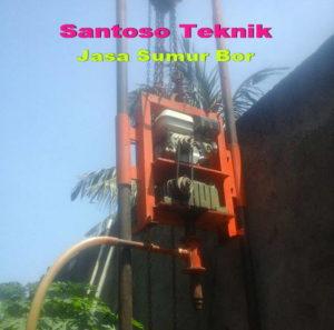 Jasa bor sumur Tanjung Barat