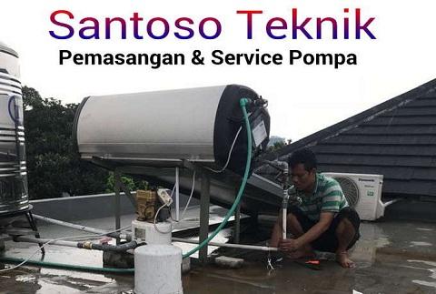 Service Pompa Air Jakarta, Depok & Tangerang Selatan