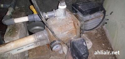 Pemasangan & Service Pompa Air Kebagusan