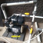 Pemasangan Pompa Air Menteng