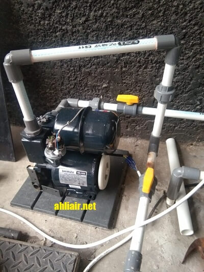 Service & Pemasangan Pompa Air di Bintaro