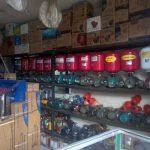 Perbaikan pompa air Bintaro