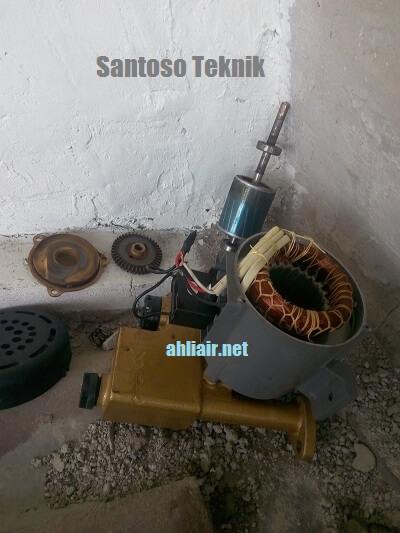 Service pompa air Bintaro